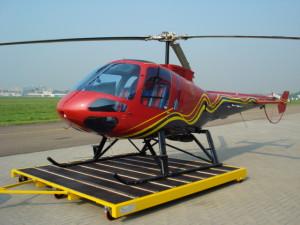 Helikopter-platform