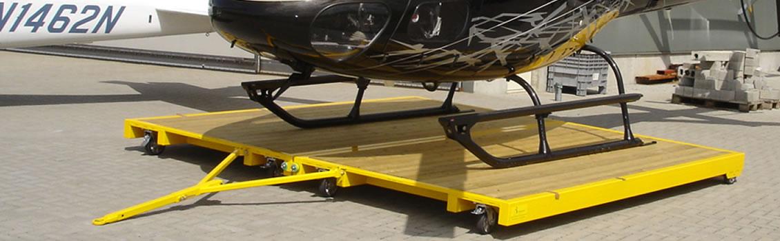 eurocopter platform hangar tools