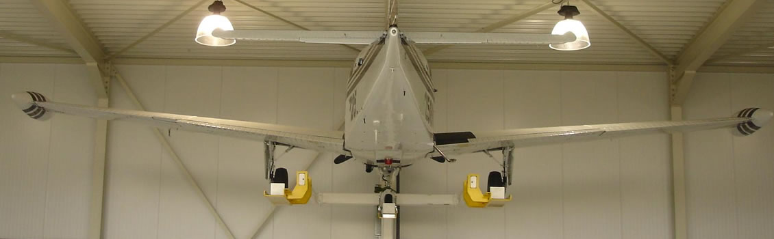 hangar tools lift aircraft
