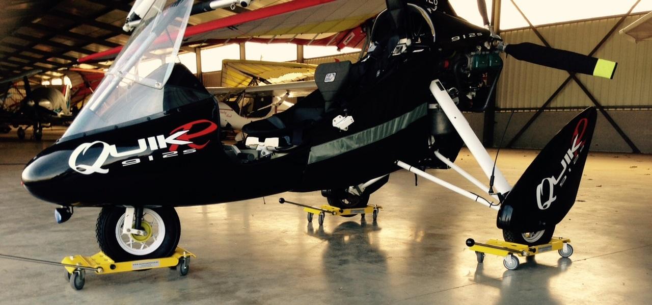 Plane mover PM250