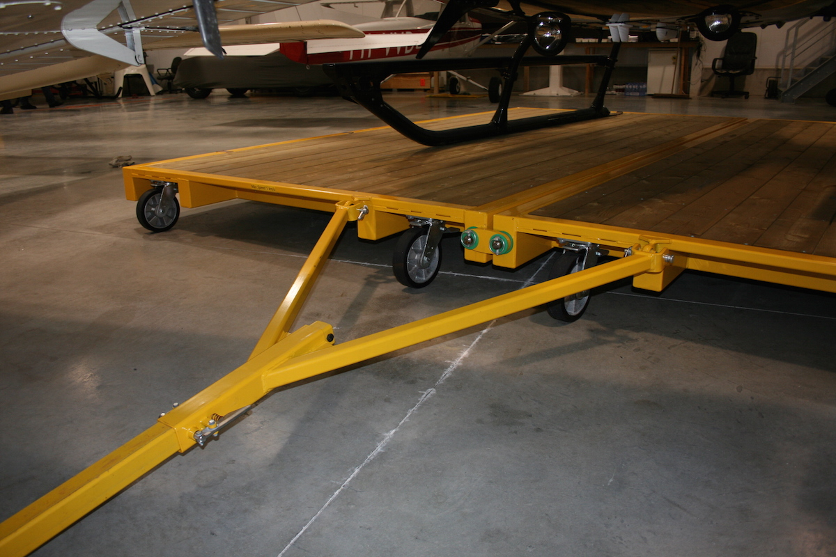 Helicopter Dolly Heli Mover Hangartools