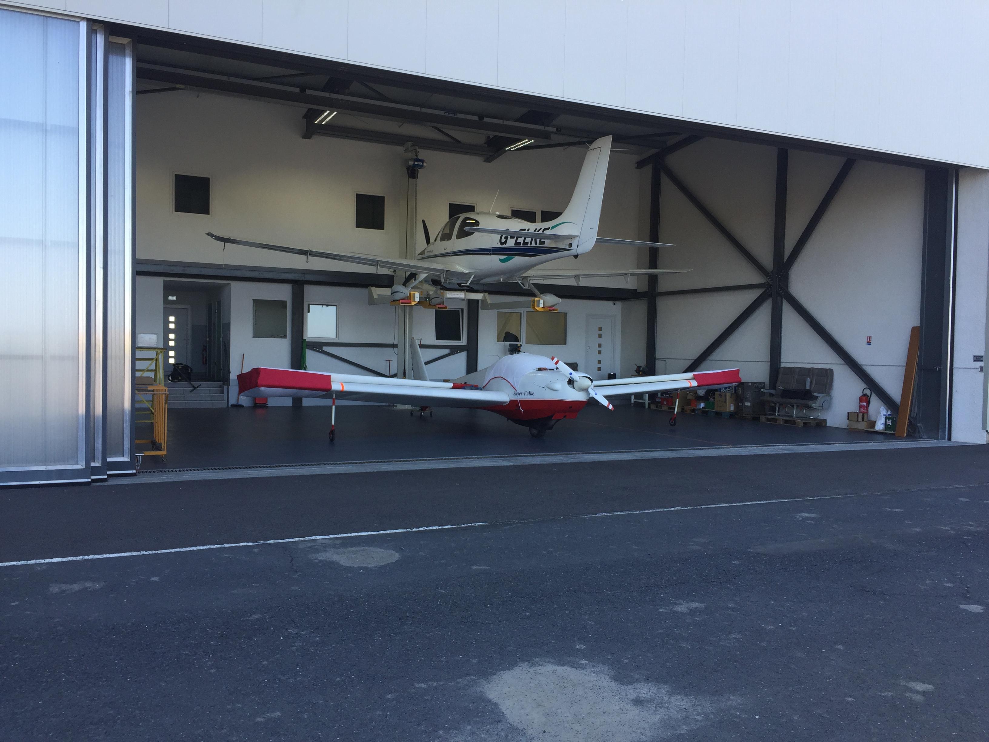 Hangar Lifts Hangartools